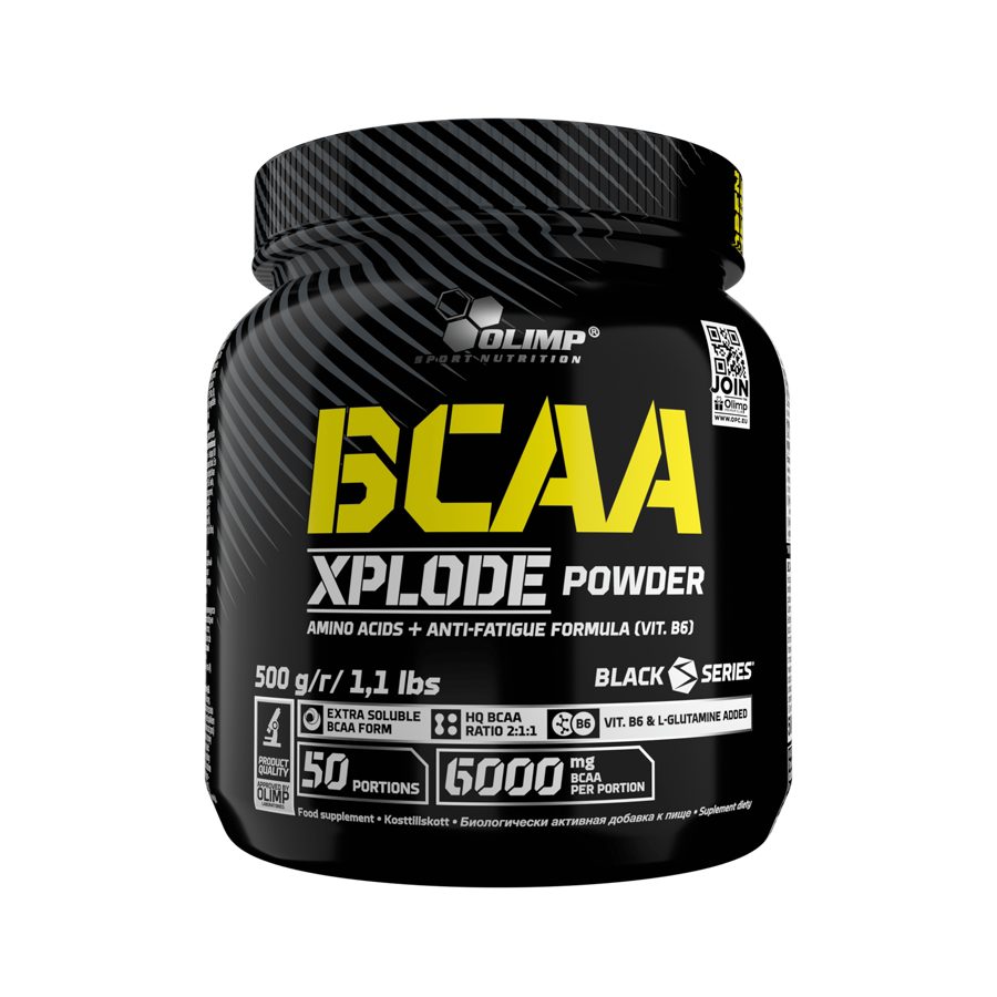 BCAA Xplode Olimp Sport Nutrition 500 g orange