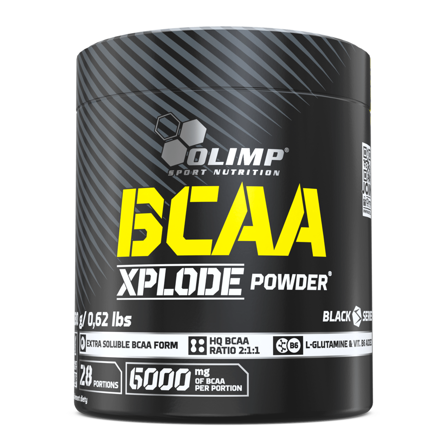Olimp Sport Nutrition BCAA Xplode 280g pineapple