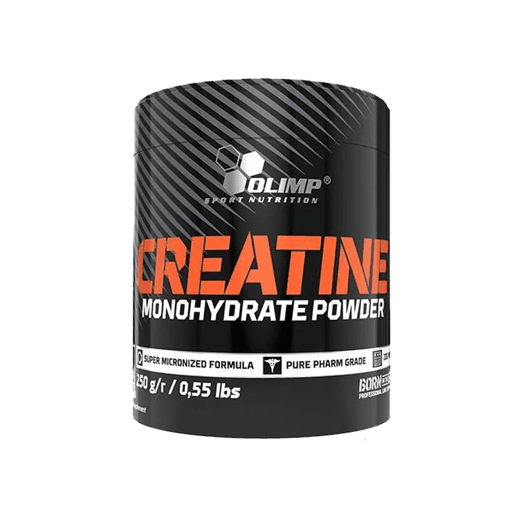 Kreatīns Olimp Sport Nutrition Creatine Monohydrate Powder 250 g