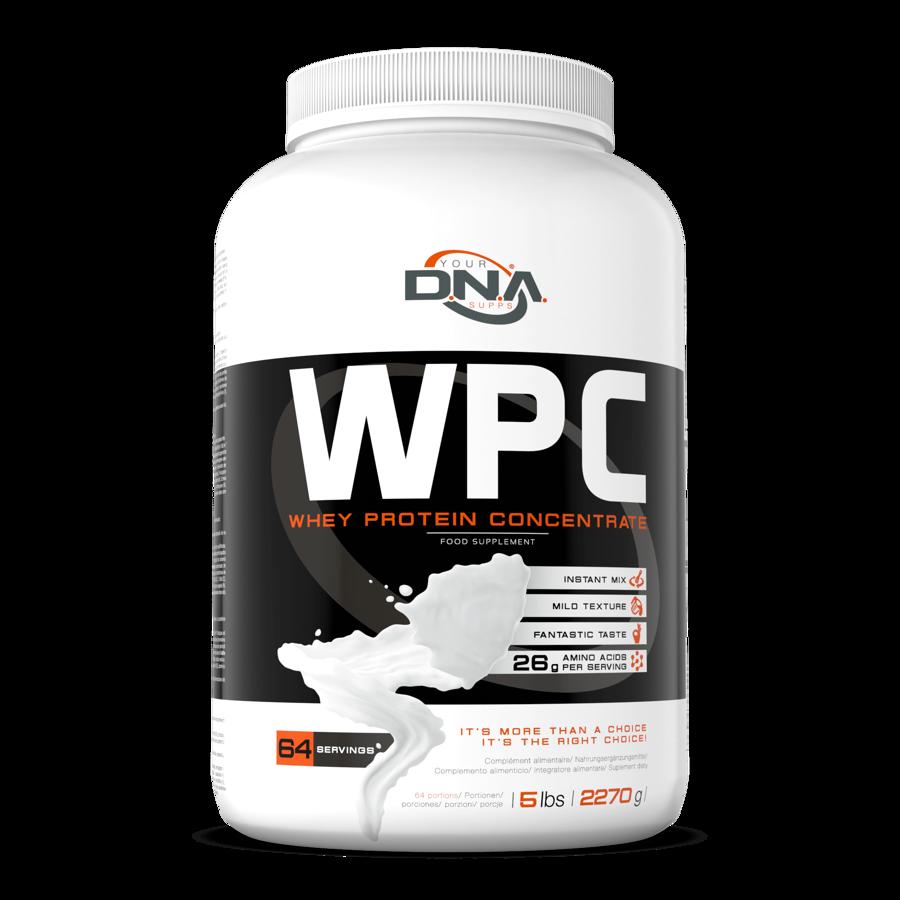 Proteīna pulveris DNA WPC chocolate 2.27 kg