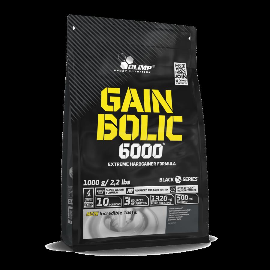 Geineris Gain Bolic 6000 Olimp Sport Nutrition 1 kg banana
