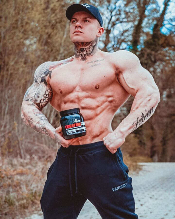 Kreatīns Olimp Sport Nutrition Creatine Monohydrate Powder 550 g