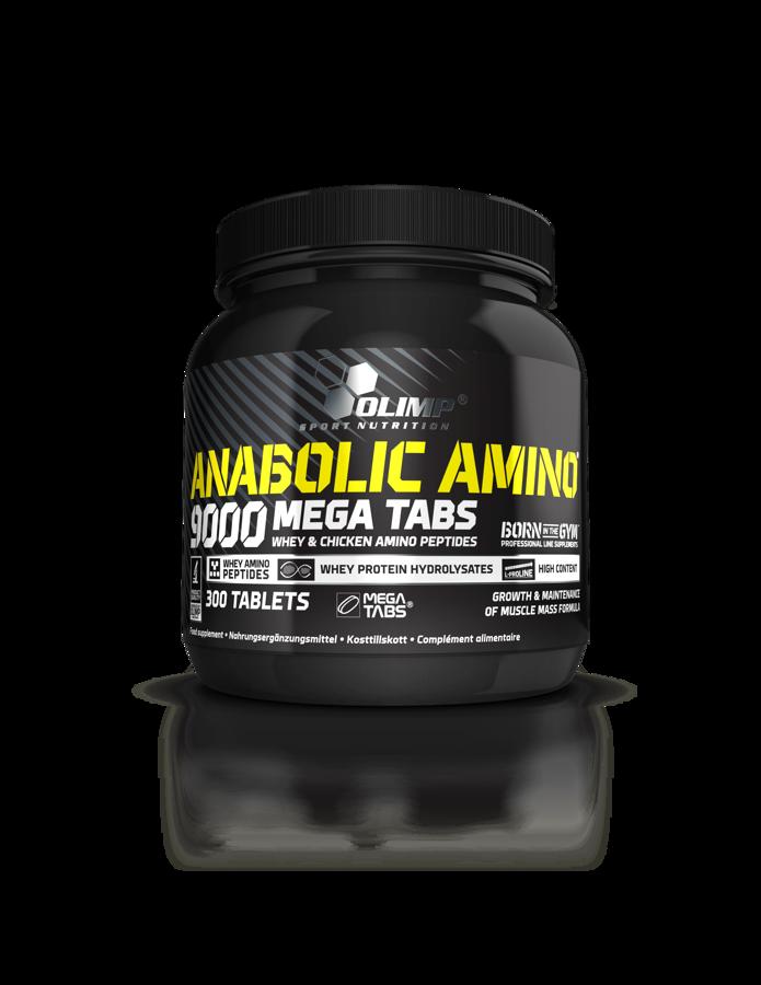Olimp Sport Nutrition Anabolic Amino 9000 Mega Tabs® 300 tabletes