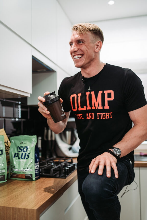 Izotonisks dzēriens Iso Plus powder Olimp Sport Nutrition 1505g orange