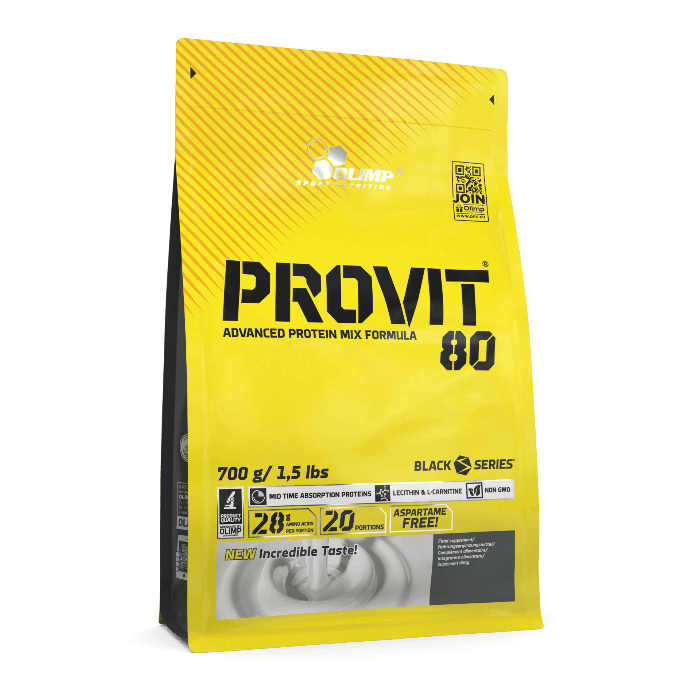 Proteīna pulveris Olimp Sport Nutrition Provit 80 vanilla 700 g