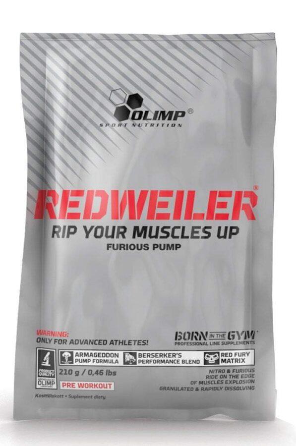 Olimp Sport Nutrition Redweiler 210 g