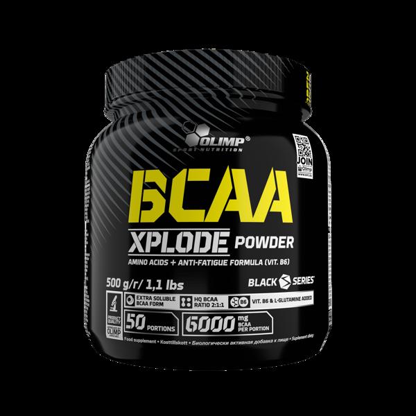 Olimp Sport Nutrition BCAA Xplode 500 g strawberry