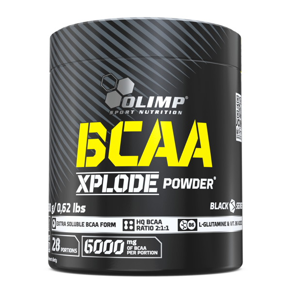 Olimp Sport Nutrition BCAA Xplode 280g orange
