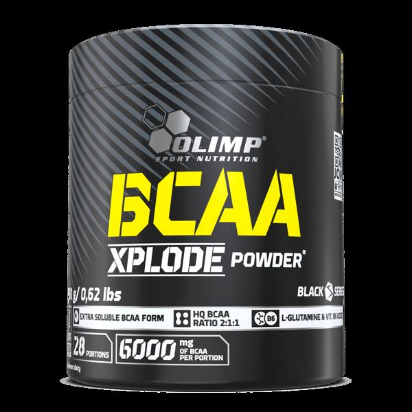 Olimp Sport Nutrition BCAA Xplode 280g fruit punch