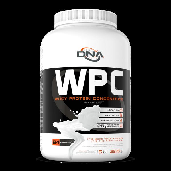 DNA WPC strawberry 2.27 kg