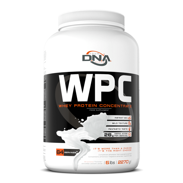 DNA WPC chocolate 2.27 kg