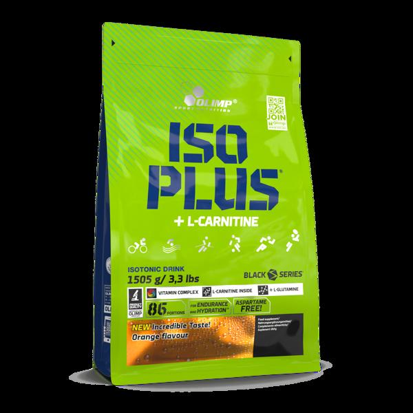 Olimp Sport Nutrition Iso Plus 1505 g orange
