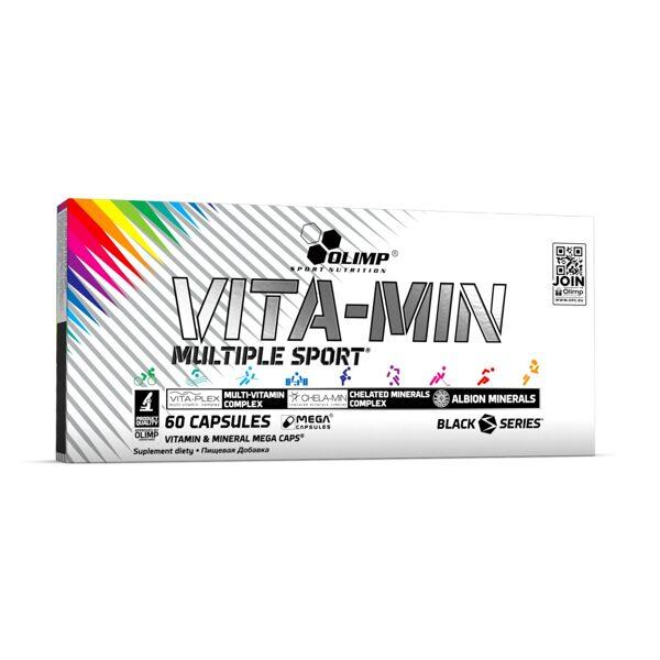 Multivitamīni, VITA-MIN MULTIPLE SPORT, Olimp Sport Nutrition, 60 kapsulas