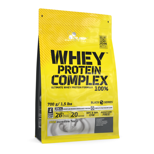 Olimp Sport Nutrition Whey Protein Complex 100% double chocolate 700 g