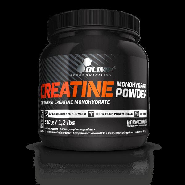 Olimp Sport Nutrition Creatine Monohydrate Powder 550 g