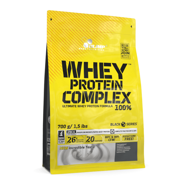 Olimp Sport Nutrition Whey Protein Complex 100% chocolate 700 g