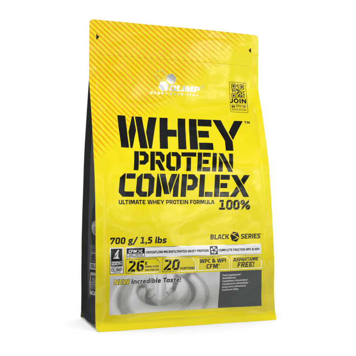 Olimp Sport Nutrition Whey Protein Complex 100% blueberry 700 g