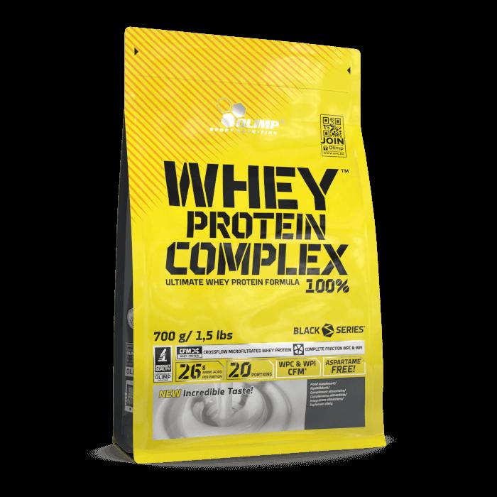 Proteīna pulveris Olimp Sport Nutrition Whey Protein Complex 100% chocolate 700 g